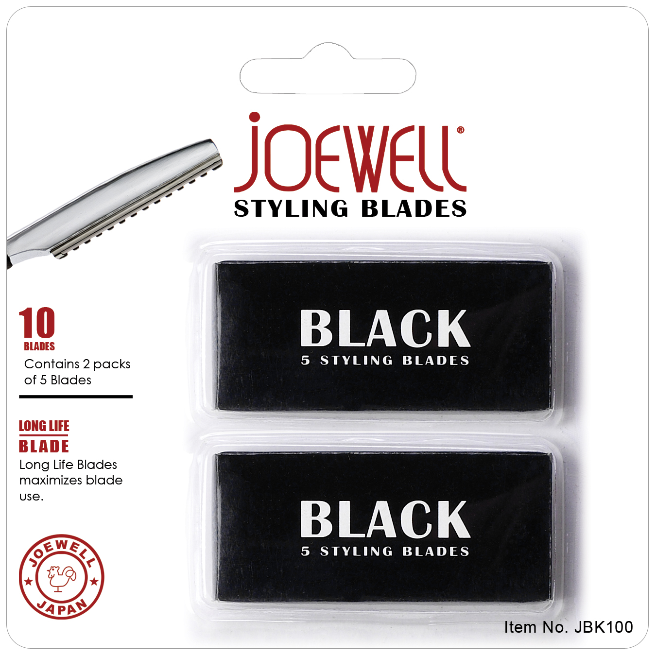 Joewell Blades (10 Pack Refill)