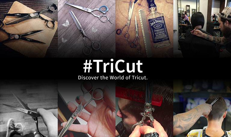 Visit our Instagram account - @TricutUSA